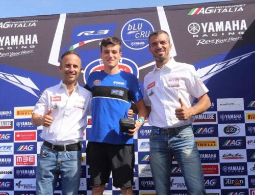 Team Roc'N'Dea – Palladino Vince il trofeo R3 cup